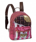 Mochila fashion para Passeio de Oh My Pop! - Chocolate