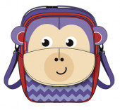 Mochila Fisher-Price Macaco 3D