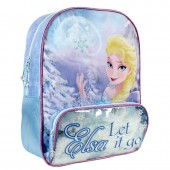 Mochila Frozen Disney Let It Go grande