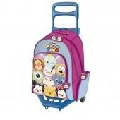 Mochila Grande Trolley Tsum Tsum Disney