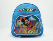 Mochila Inf. pré-escolar 30cm Mickey Disney