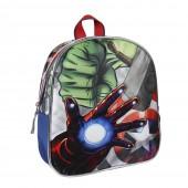 Mochila Infantil 28 cm Avengers