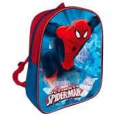 Mochila Infantil Marvel Ultimate Spiderman 28cm