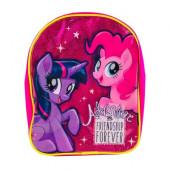 Mochila infantil My Little Pony Glitter 25cm