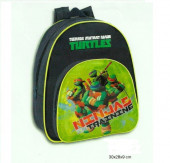 Mochila Infantil Tartarugas Ninjas