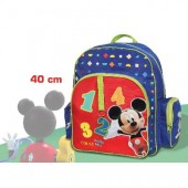 Mochila Mickey Mouse School