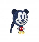 Mochila Peluche 3D Mickey 30cm