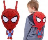 Mochila peluche Spiderman Deluxe