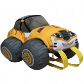 Mochila peluche Stripes Blaze and the Monster Machines