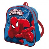 Mochila Pre Escolar 24 cm Ultimate Spiderman