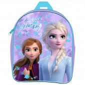 Mochila Pré Escolar 25cm Frozen 2