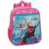 Mochila pré-escolar 28cm adap Frozen - Star