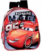 Mochila pré-escolar 28cm Cars Disney - Fast
