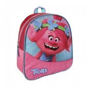 Mochila pré-escolar 28cm Trolls Poppy - Hairy Up