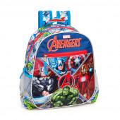 Mochila Pré Escolar 29cm Avengers