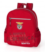 Mochila Pré Escolar 29cm Benfica