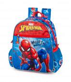 Mochila Pré Escolar 29cm Spiderman Webbed Wonder