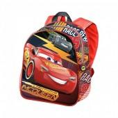 Mochila pré escolar 30 cm Cars  Race