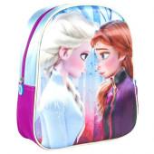 Mochila Pré Escolar 31cm 3D Frozen 2