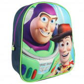 Mochila Pré Escolar 31cm 3D Toy Story
