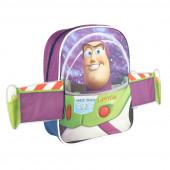 Mochila Pré Escolar 31cm Buzz Lightyear Toy Story