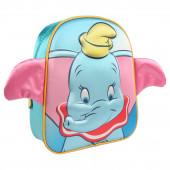 Mochila Pré Escolar 31cm Dumbo