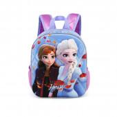Mochila Pré Escolar 31cm Frozen 2 3D Believe in the Journey