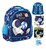 Mochila Pré Escolar 31cm Must Astronauta