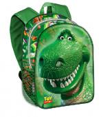 Mochila Pré Escolar 31cm Rex Toy Story 3D