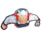 Mochila Pré Escolar 31cm Thor Avengers