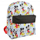 Mochila Pré Escolar 32cm Mickey Disney