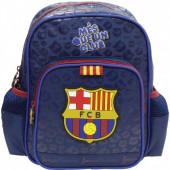 Mochila pré-escolar 34cm FC Barcelona