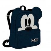 Mochila Pré-escolar 34cm  Mickey Mouse