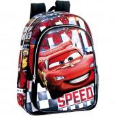 Mochila pré-escolar 37cm Cars Disney - Acceleration