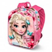 Mochila pré-escolar 3D 31cm Frozen - Summer Chill