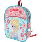 Mochila pre escolar 3D Frozen Elsa Love