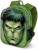 Mochila Pré-escolar 3D Hulk 31cm Rage