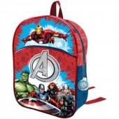 Mochila pre escolar 3D Marvel Avengers Assemble