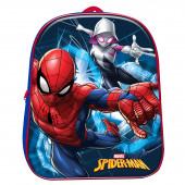 Mochila Pré Escolar 3D Spiderman 31cm