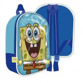 Mochila Pré Escolar 3D Sponge Bob 31cm