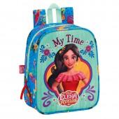 Mochila pré-escolar adap 27cm Elena Avalor - My Time