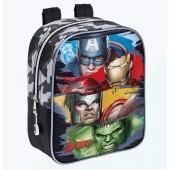 Mochila pre escolar adap trolley Marvel Gallery Edition