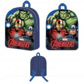 Mochila Pré Escolar Avengers 30cm