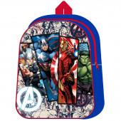 Mochila Pré Escolar Avengers 31cm