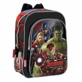 Mochila pré escolar Avengers Marvel Mighty