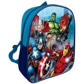 Mochila pre escolar Avengers Marvel Team 28cm