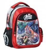 Mochila pré escolar c/ bolsos Marvel Avengers Assemble