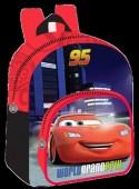 Mochila Pré Escolar Cars grande prémio
