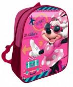 Mochila pré escolar Disney Minnie Aventura