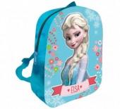 Mochila pre escolar Elsa 3D Frozen Disney Pelucia